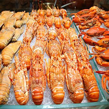 Buffet Tối Thứ 5, 6, 7, CN Hải Sản Cao Cấp BBQ Tôm Hùm Không Giới Hạn - NH- KS Liberty Central Saigon Riverside 4*
