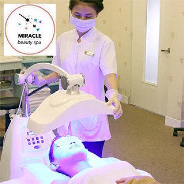 Điều Trị Mụn, Thâm Mụn Bằng Công Nghệ Biolight Tại Miracle Beauty Spa – Miễn Tip