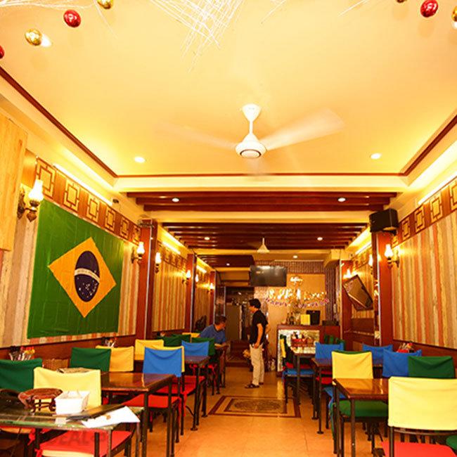 Buffet Brazil Trưa/ Tối Trên 40 Món Tại Nhà Hàng Bi Saigon
