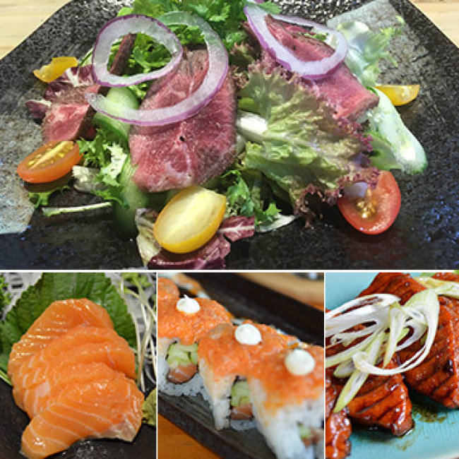 Buffet 60 Món Nhật + Lẩu + Trải Nghiệm Tự Làm Takoyaki Nhật Bản...