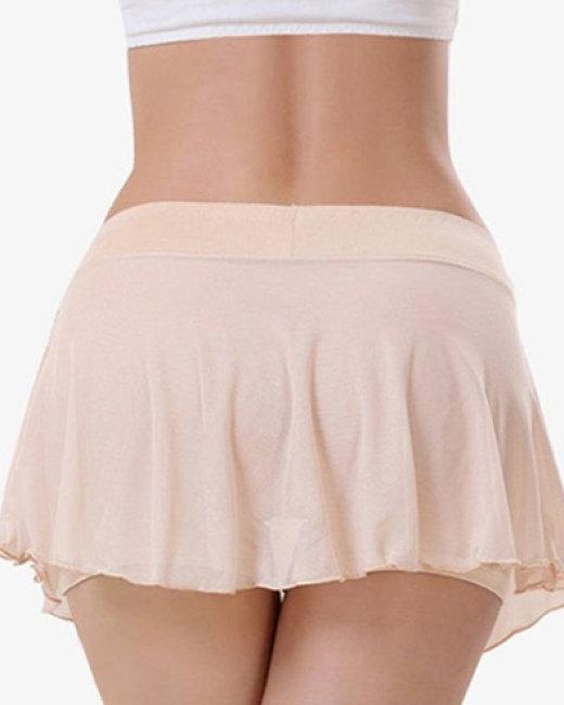 Quần Mặc Trong Váy