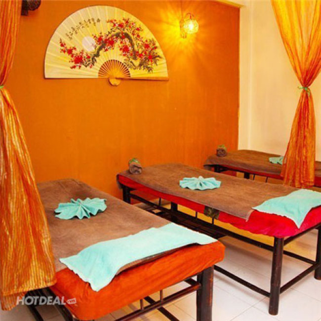 Massage Aroma + Foot Massage 60' Tại An Spa - Top 100 Resorts & Spa Nổi...