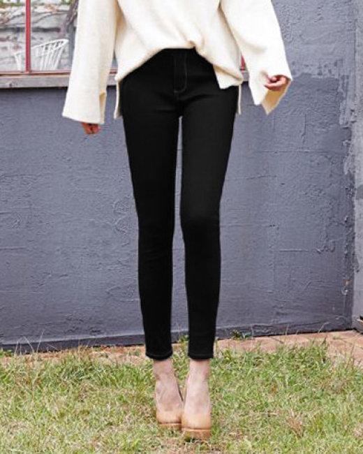 Quần Jeans Nữ Dạo Phố Fashion