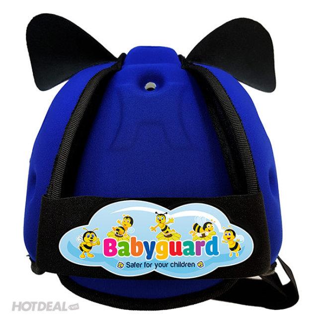 Nón Bảo Hiểm Cao Cấp Cho Bé Hiệu Babyguard
