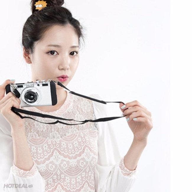 Ốp Lưng Máy Ảnh Cho Iphone 7 Plus Đẹp Độc
