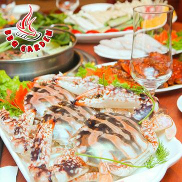 Buffet Lẩu Nướng Hải Sản BBQ Garden - 163 Phố Huế