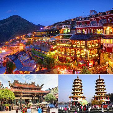Tour Đài Loan Giá Cực Sốc 5N4Đ Trọn Gói Gồm VMB – Khám Phá Đài Loan – Đài Bắc – Đài Trung – Nam Đầu – Tặng Suất Ăn Nhẹ Tại Sân Bay