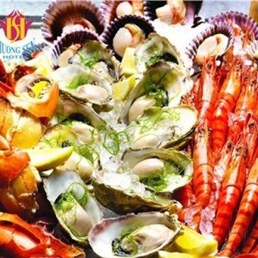 Buffet Tối Nướng Tại KS Hương Sen 3* - Tặng Mocktail