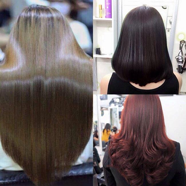 Hair Salon Huy - Bàn Tay Vàng 2016 - Trọn Gói Làm Tóc Cao Cấp Bằng...