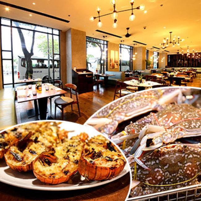 Buffet Tối Hải Sản Tôm Hùm Tại Khách Sạn 5 Sao Renaissance...