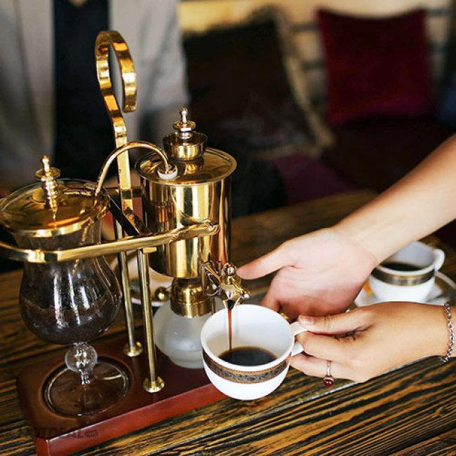 Cafe Lâu Đài Đá Đẹp Nhất Sài Gòn