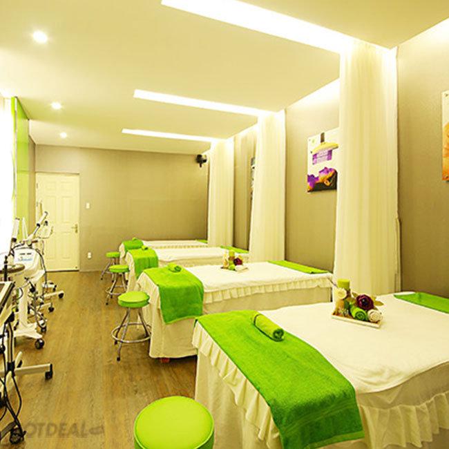 Lăn Kim Trẻ Hóa Da (80 Phút) Tại Green Clinic – Cam Kết Hiệu Quả...