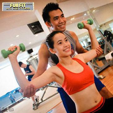 12 Buổi Tập Luyện Cùng Huấn Luyện Viên Gym Chuyên Nghiệp 1 Kèm 1 Tại FullFit Gym & Fitness