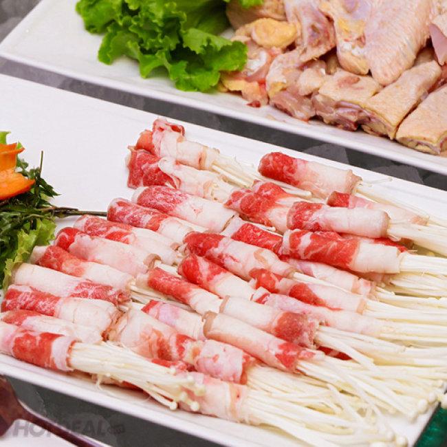 Buffet Lẩu Nướng Tại NH Lẩu Hội Quán - Vincom 54A Nguyễn Chí...