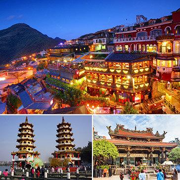 Tour Đài Loan 5N4Đ Trọn Gói Gồm Visa – Khám Phá Đào Viên – Đài Bắc – Đài Trung – Miễn Phí Nâng Cấp Lên Khách Sạn 4 Sao Tại Cao Hùng - Khởi Hành Từ HCM