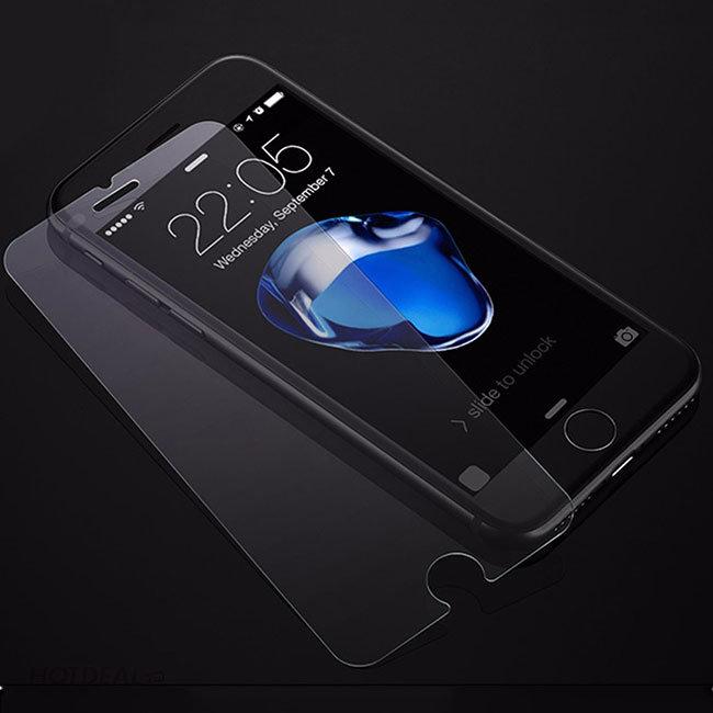 Miếng Dán Cường Lực Và Dán Carbon Cho IPhone 7 Plus