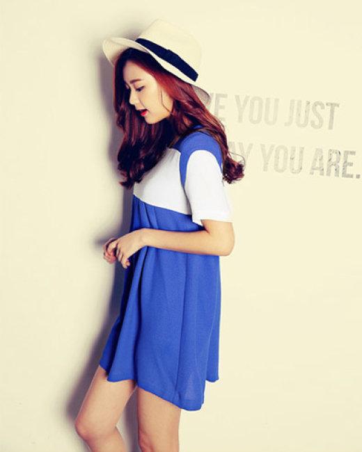 Đầm Oversize Jiquing Style Korea