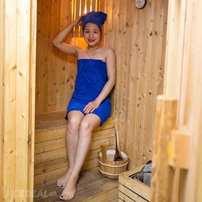 Tắm Siêu Mịn Bằng Thảo Dược Thiên Nhiên + Massage Body Tại Anna...