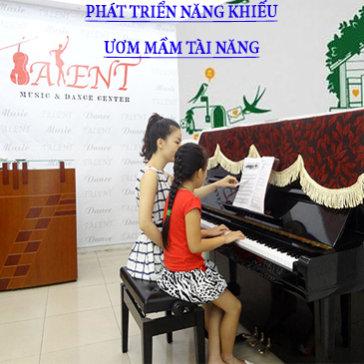 Khóa Học Guitar/Thanh Nhạc/Organ 12 Buổi Tại Trung Tâm Talent