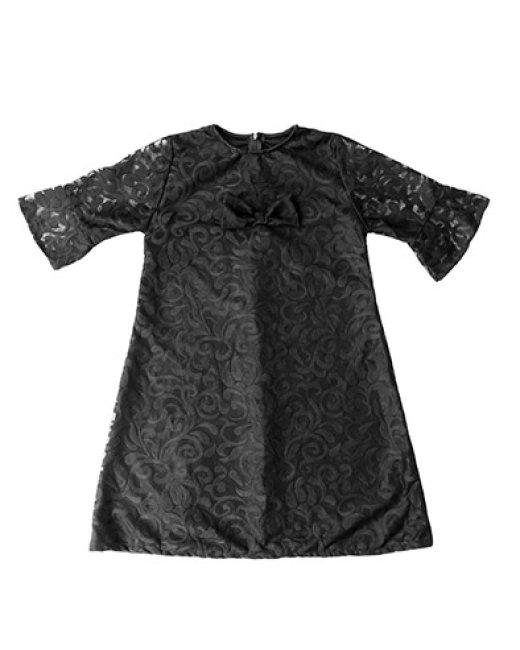 Đầm Suông Nơ Ren Xinh Xắn