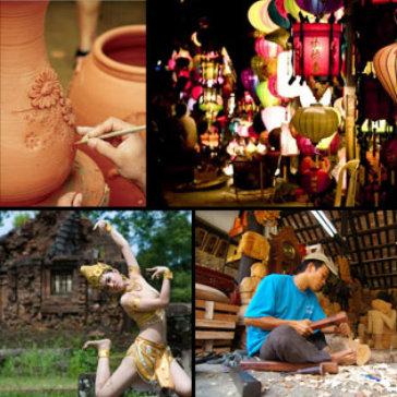 Tour Hội An - Thánh Địa Mỹ Sơn - Làng Gốm Thanh Hà - Làng Mộc Kim Bồng 01 Ngày - Cho 01 Người