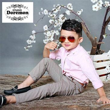 Studio Doremon - Chụp Ảnh Bé Yêu/ Bé Cùng Gia Đình - Tặng Ảnh 15x21cm