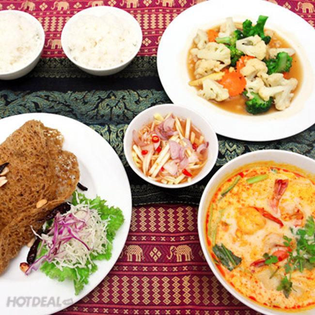 Nhà Hàng Con Voi Vàng - Món Ngon Thái Lan Đặc Sắc Giữa Lòng Sài...