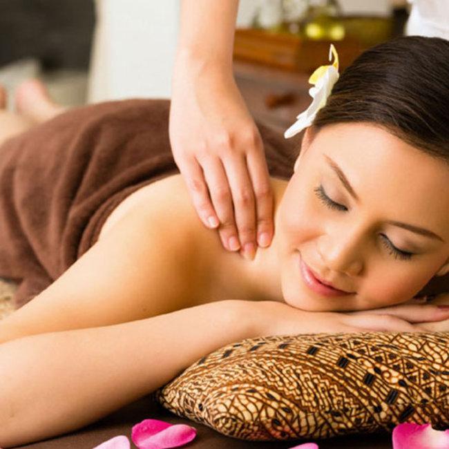 Khuyến Mãi Sốc: 100 Phút Massage Body + Massage Foot + Đắp Mặt Nạ...