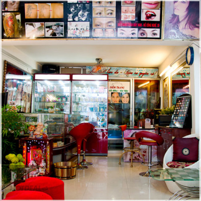 Nối Mi Hàn Quốc Công Nghệ Mới Nhất (90 Phút) Tại TMV Diễm Trang