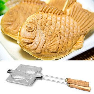 Khuôn Làm Bánh Cá Nướng Thơm Ngon Hàn Quốc