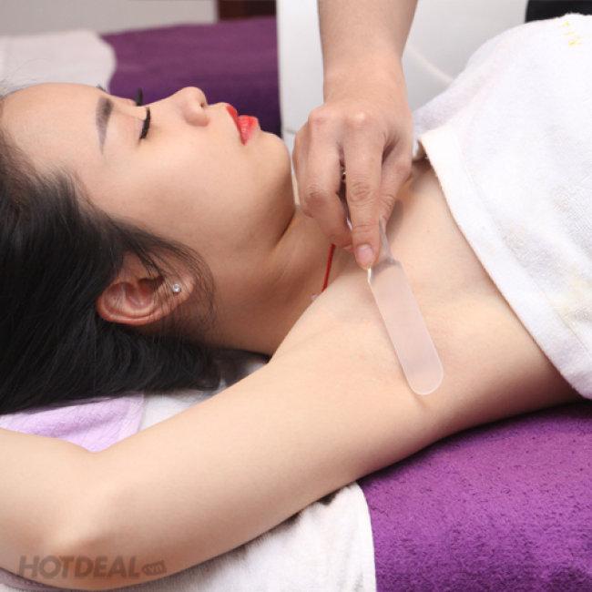 Triệt Lông Bảo Hành Vĩnh Viễn Nách/ Mép Tại Việt Link Spa