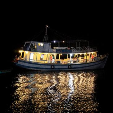 Tour Trải Nghiệm - Câu Mực Đêm Trên Biển Phú Quốc - Dành Cho 01 Người