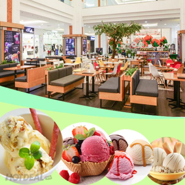 Buffet Kem Nhiều Vị Tại Yotea / Pozaa Royal City Và Vincom Phạm Ngọc...