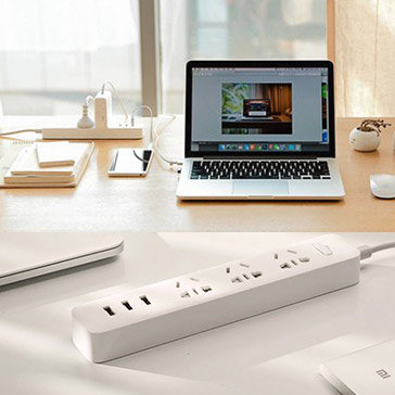 Ổ Cắm Điện Smart Socket Cổng USB