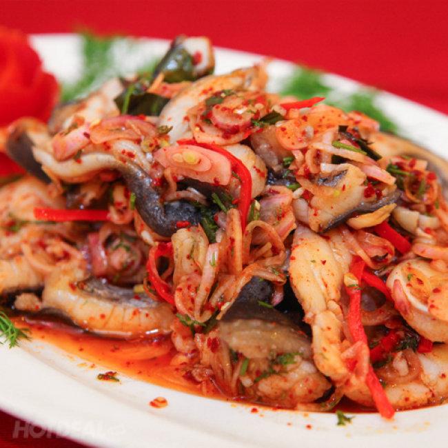 Set Cá Lăng 4-6 Người - Món Ngon Nhà Hàng Sơn Lâm 73 Núi Trúc