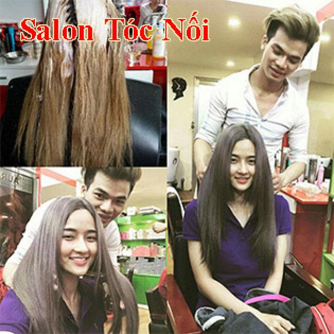 Hair Salon Tóc Nối - Trọn Gói Làm Tóc Cao Cấp - Ưu Đãi Đặc...