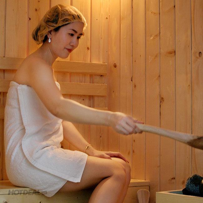 (100 Phút) Massage Body + Massage Foot + Ngâm Chân + Đắp Mặt Nạ...