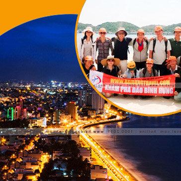 Tour Bình Hưng - Nha Trang 3N3Đ – Khám Phá Biển Bình Tiên - Đảo Con Sẻ Tre – Vinpearland