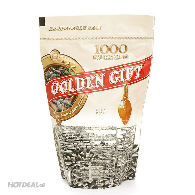 250GR Hạt Hướng Dương Golden Gift Sunflower Seeds