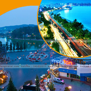 Tour Nha Trang – Đà Lạt 4N4Đ – KDL Trăm Trứng - Vinpearl Land – Vườn Hoa Cẩm Tú Cầu - Đường Hầm Đất Sét