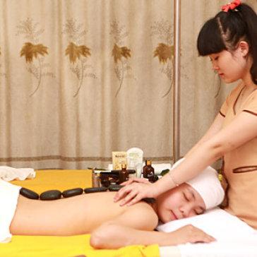 Bấm Huyệt Shiatsu Kiểu Nhật + Massage Body Thái + Tinh Dầu + Đá...