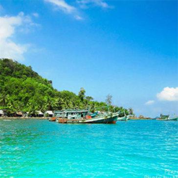 Tour Câu Cá, Lặn Ngắm San Hô Phía Bắc Đảo Phú Quốc - 01 Ngày Dành Cho 01 Người