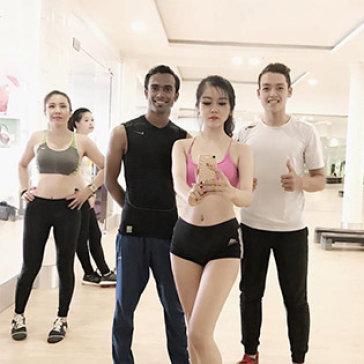 Diamond Yoga & Fitness Center - Gói Tập Yoga 1 Tháng Giảm Cân & Thải Độc Cùng HLV Ấn Độ