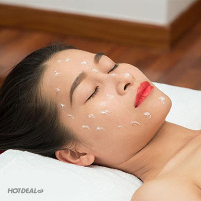 Dịch Vụ Xông Hơi, Massage Body Thư Giãn Tinh Dầu Tràm (90 Phút) +...