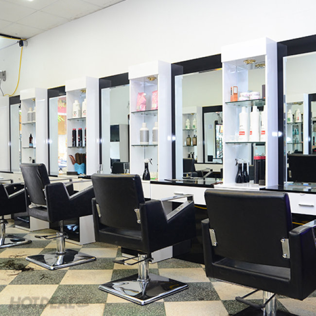Trọn Gói Làm Tóc Chuyên Nghiệp Tại Salon Ichi Nổi Tiếng