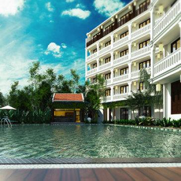 Little Hoi An Beach Boutique Hotel & Spa - 2N1Đ Phòng Little Deluxe - Bao Gồm Ăn Sáng - Không Phụ Thu Cuối Tuần