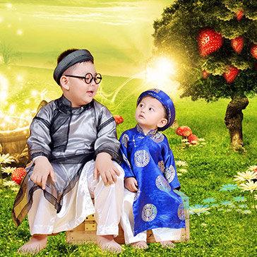 Minh Phong Studio - Chụp Ảnh Bé Yêu Và Gia Đình - Phim Trường, Đạo Cụ, Trang Phục Có Sẵn
