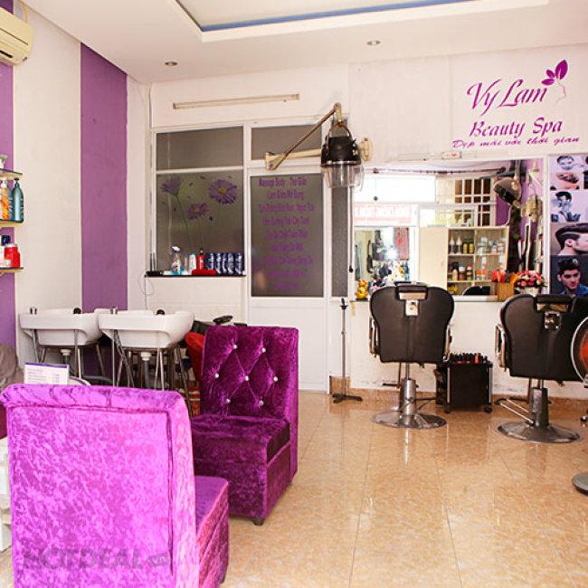 Vy Lam Beauty Spa - Trọn Gói Hấp Trắng Body Với 8 Loại Hoa Công...