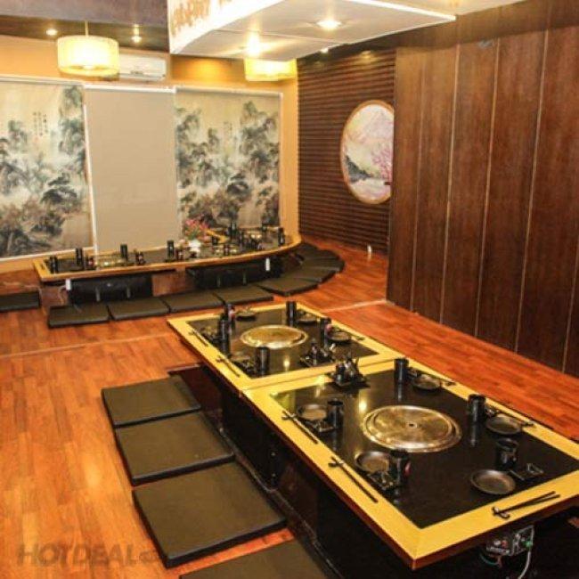 Buffet Nướng Nhật Bản - Nhà Hàng Shiki BBQ