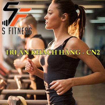 S Fitness - 4 Tuần Tập Gym, Yoga Không Giới Hạn Trong Không Gian Hiện Đại